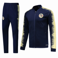 Club America 18/19 Training Jacket Tracksuit Navy and Pants