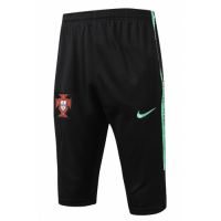 Portugal 2018 Training 3/4 Pants Black