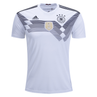Germany 2018 World Cup Home Soccer Jersey