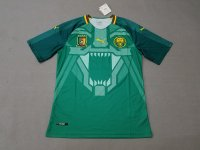Cameroon 2018 World Cup Home Soccer Jersey Shirt