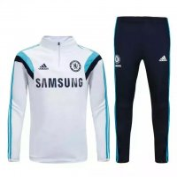 Chelsea 2015-16 White Sweater Suit With Pants