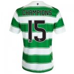 Celtic 2015-16 Home Champions 15 Soccer Jersey