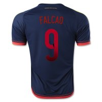 Colombia 2015-16 FALCAO 9 Away Soccer Soccer