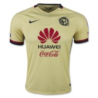 Club America 2015-16 Home Soccer Jersey