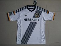 La Galaxy 2014/15 Home White Jersey Shirt