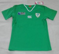 Rugby World Cup 2015 Ireland Green Shirt