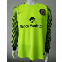 Rosario Central 2017/18 LS Green Goalkeeper Soccer Jersey
