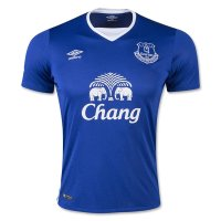 Everton 2015-16 Home Soccer Jersey