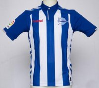 Deportivo Alavés 2016/17 Home Soccer Jersey