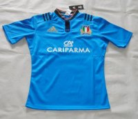 Rugby World Cup 2015 Italy Blue Shirt