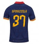 SPINAZZOLA #37 AS Roma 19/20 3rd Away Soccer Jersey