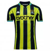 Retro Manchester City 1998/99 3rd Away Soccer Jersey