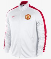 Manchester United FC 14/15 White N98 Jacket
