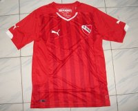 Club Atlético Independiente 14/15 Home Soccer Jersey