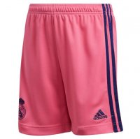 Real Madrid 20/21 Away Soccer Jersey Shorts