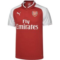Arsenal 2017/18 Home Soccer Jersey