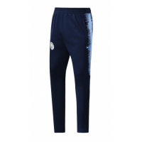 Manchester City 18/19 Training Pants Navy Blue