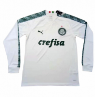 Palmeiras 19/20 Away Long Sleeve Soccer Jersey Shirt