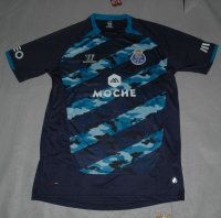 Porto Black Away Soccer Jersey 14/15