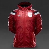 AC Milan 2014/15 Home Anthem Track Top Jacket Windbreaker Red