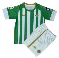 20/21 Kids Real Betis Home Soccer Kits