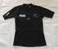 Rugby World Cup 2015 Black Shirt