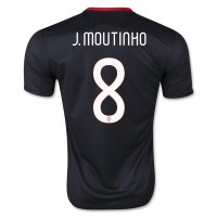 2015/16 Portugal J. MOUTINHO #8 Away Soccer Jersey