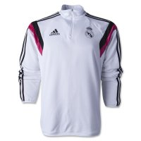 Real Madrid 2014/15 White Training Top