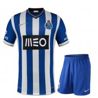 13-14 Porto Home Jersey Kit(Shirt+Short)