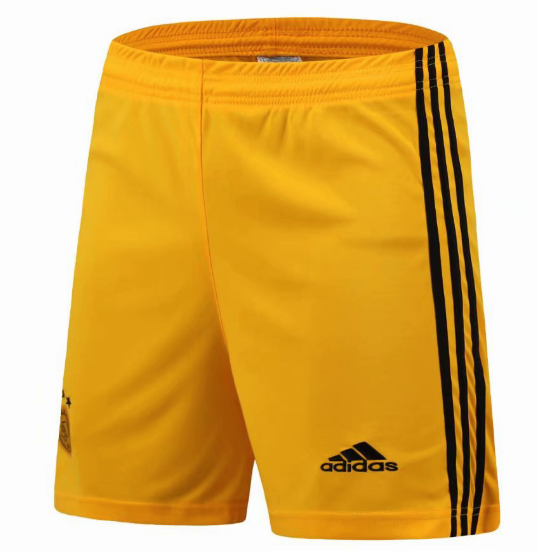 Ajax 19/20 Goakeeper Soccer Jersey Shorts