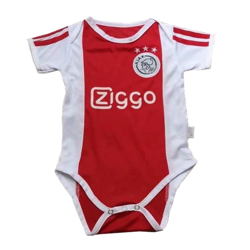 Infant Ajax 19/20 Home Soccer Jersey Baby Kit