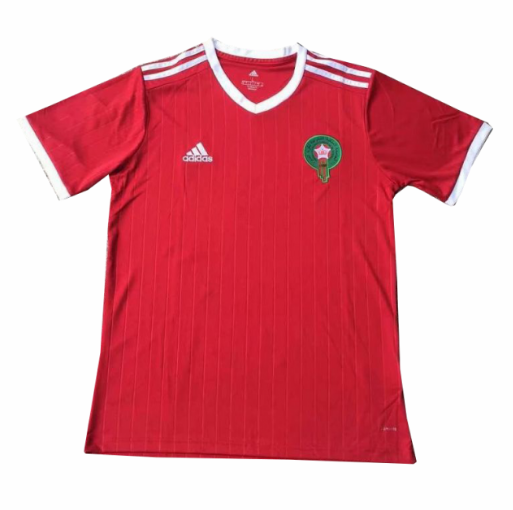 Morocco 2019 Africa Cup Home Soccer Jersey