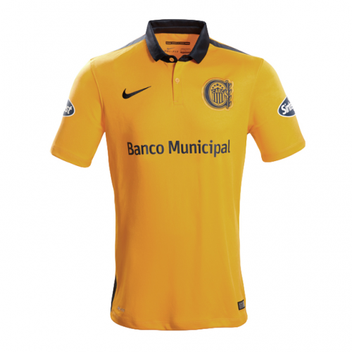 Rosario Central 2016/17 Away Soccer Jersey