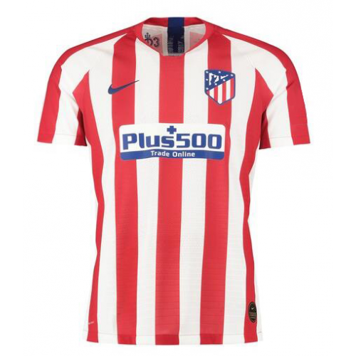 Player Version Atletico Madrid 19/20 Home Soccer Jersey Shirt