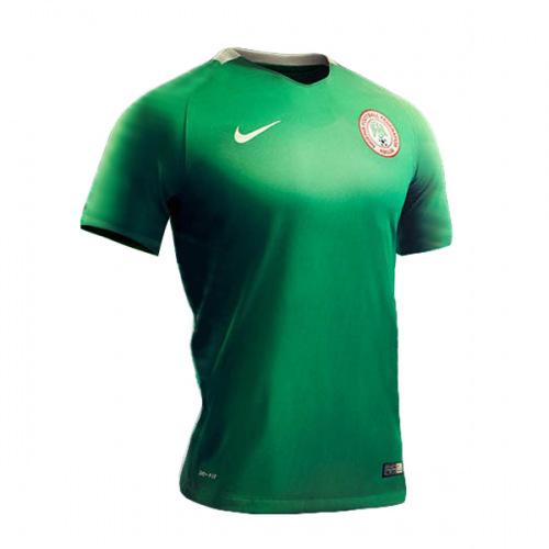 Nigeria 2017 Home Soccer Jersey
