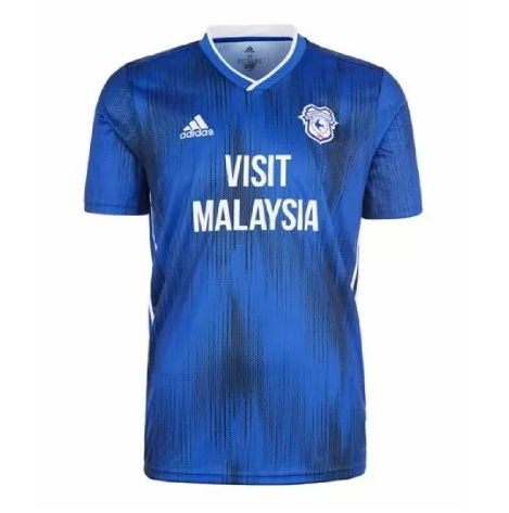Cardiff City F.C. 19/20 Home Soccer Jersey
