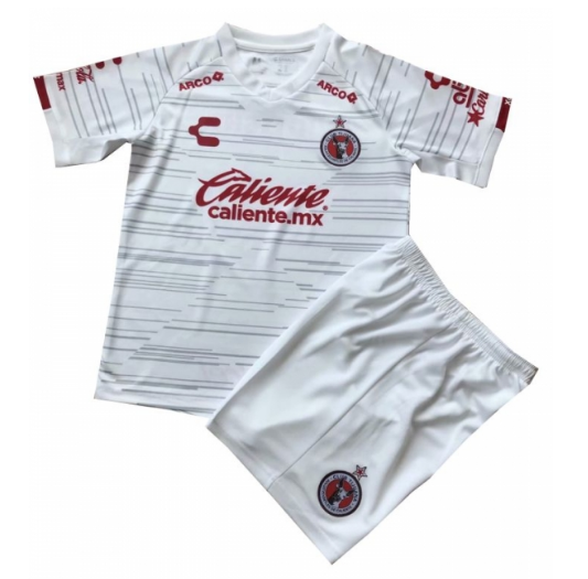 19/20 Kids Club Tijuana Away Soccer Kits (Shirt+Shorts)
