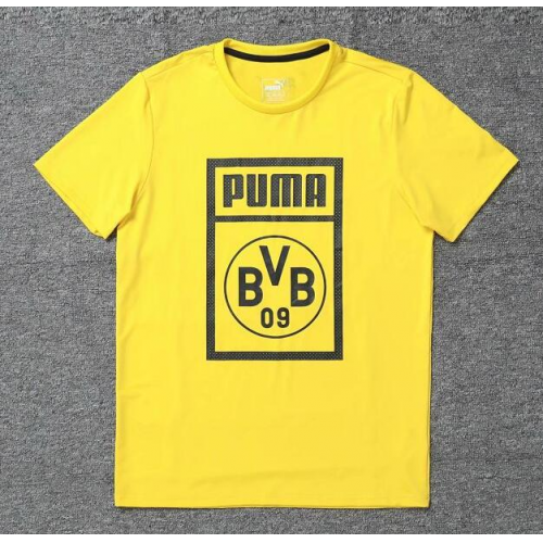 Dortmund 19/20 Training Jersey Shirt Yellow