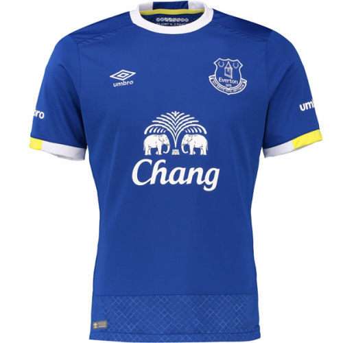 Everton 2016/17 Home Soccer Jersey