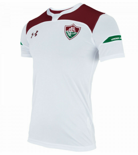 Fluminense 19/20 Home Long Sleeve Soccer Jersey