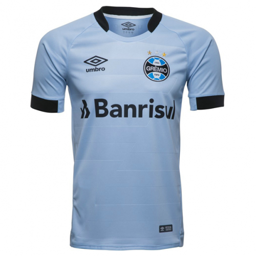 Gremio 2017/18 Away Soccer Jersey