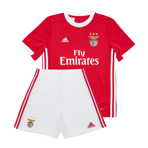 19/20 Kids Benfica Home Soccer Kit(Shirt+Shorts)