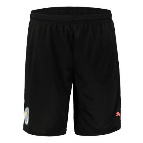 Manchester City 19/20 Away Soccer Jersey Shorts