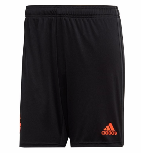 Manchester United 19/20 3rd Away Soccer Jersey Shorts