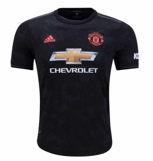 Manchester United 19/20 3rd Away Soccer Jersey Player Version