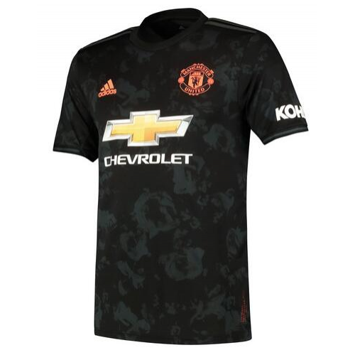 Manchester United 19/20 3rd Away Soccer Jersey