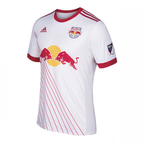 New York Red Bulls 2017/18 Home Soccer Jersey