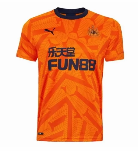 Newcastle United 19/20 3rd Away Soccer Jersey
