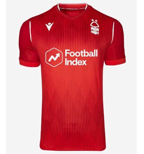 Nottingham Forest 19/20 Home Soccer Jersey