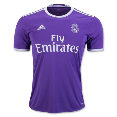 Real Madrid 16/17 Away Soccer Jersey (player version)